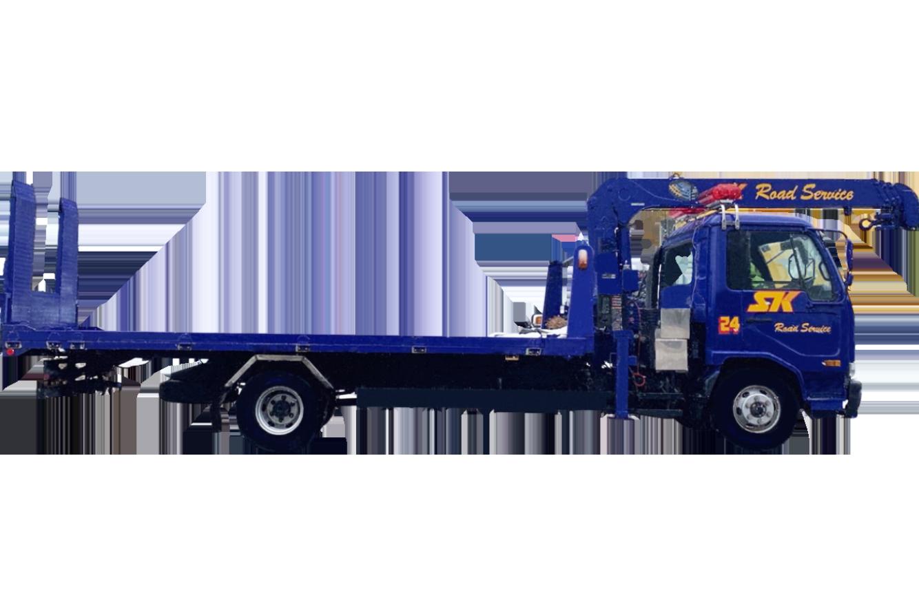大型レッカートラック3